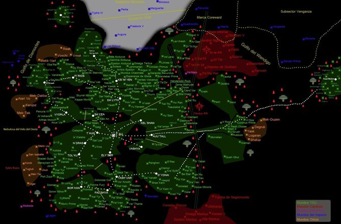 Mapa Imperio Tau 40k Empire Isoroku wikihammer.jpg