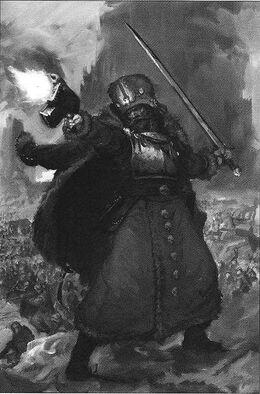 Chenkov guardia imperial