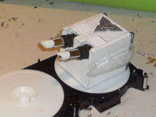 Bateria Imperial 50 Wikihammer 40K