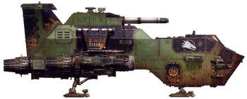 Ohidoran Thunderhawk Legión Salamandras