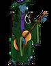 Mascota Tau guitarra sin fondo