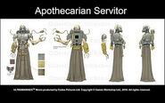 Servidor Apothecarion