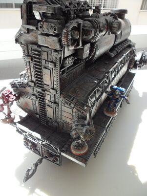 Escenografía Imperio Warhammer 40k Wikihammer 3