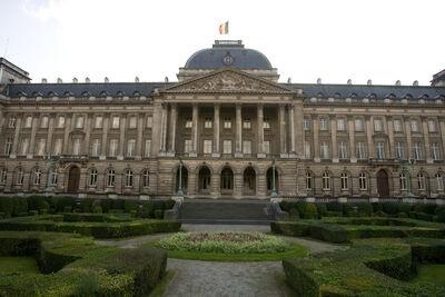 Palace Van Geldern façade