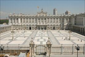 Royal Palace of Astana