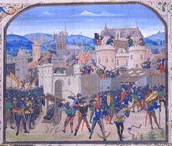 Siege of valenzuela