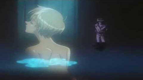 Blu-ray - Full HD 1080p 天空のエスカフローネ (Tenkû no Escaflowne) - ENDING (kiss)