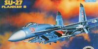 Academy 1/48 Sukhoi Su-27