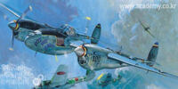 Academy 1/48 Lockheed P-38J/L/F-5E Lightning