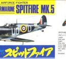 Crown 1/144 Supermarine Spitfire Mk.5