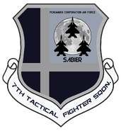 PCAF Squad Patch