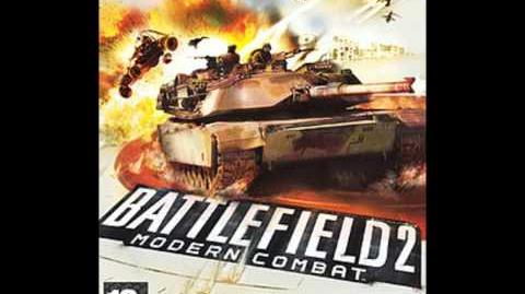 Battlefield 2 Modern Combat Soundtrack - 01 BF Menu Music
