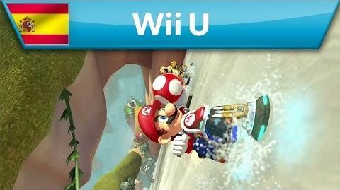 Mario Kart 8 - Tráiler de lanzamiento (Wii U)