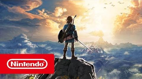 The Legend of Zelda Breath of the Wild - Tráiler de Nintendo Switch