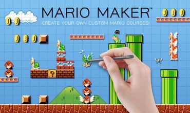 Mario maker wikia