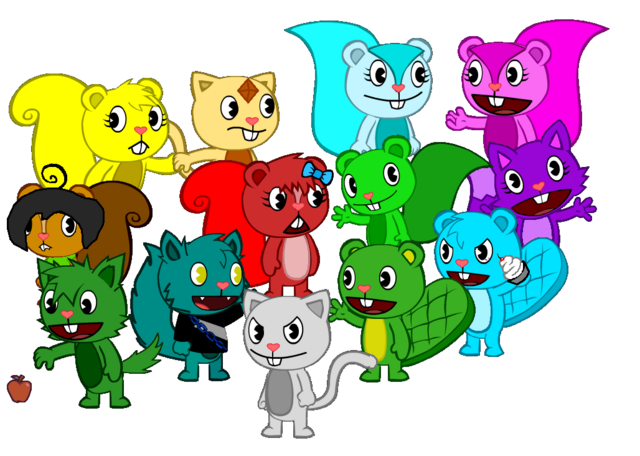 Archivo:Happy Tree Friends Fanon Spotlight.png