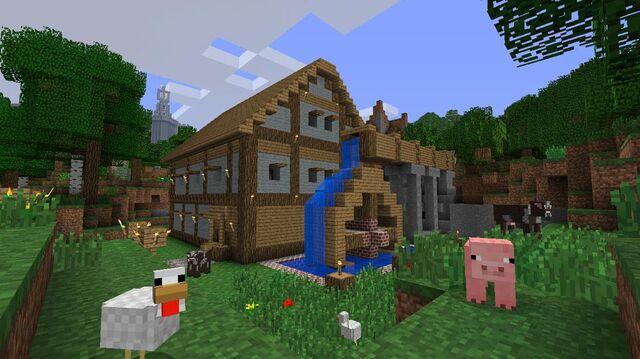 Archivo:Minecraft imagen.jpg