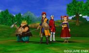 Dragon quest cursed king 1