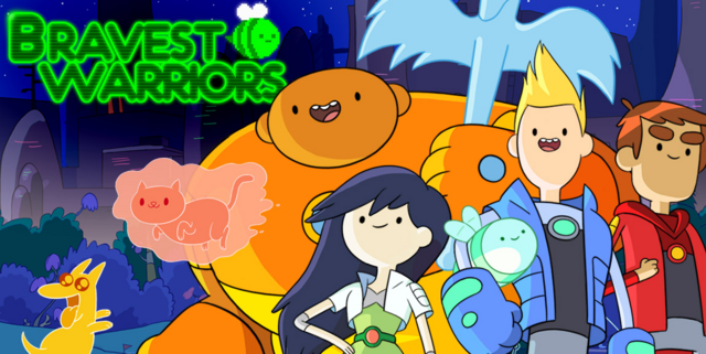 Archivo:Bravest Warriors.png