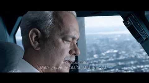 SULLY HAZAÑA EN EL HUDSON - Trailer 2 - Oficial Warner Bros