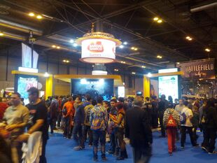Madrid Games Week 2013 pic2