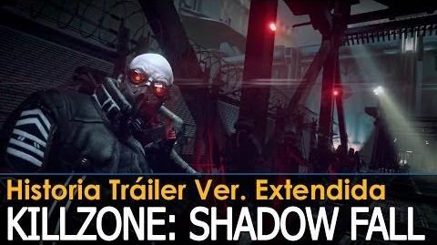 Killzone Shadow Fall - Tráiler de Historia Versión Extendida en Español - PlayStation 4