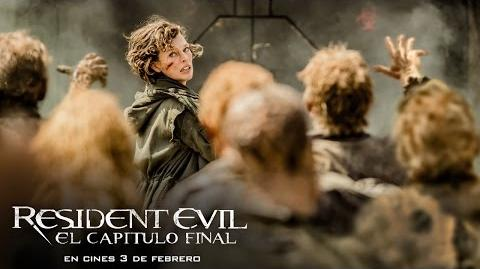 RESIDENT EVIL EL CAPÍTULO FINAL. TRÁILER OFICIAL en español HD. En cines 3 de febrero