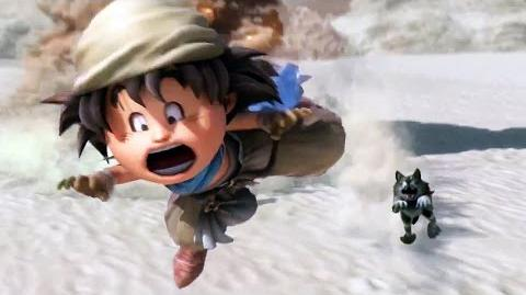 DRAGON QUEST HEROES 2 Trailer (2017) PS4