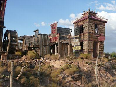 Fantasy Frontier Town