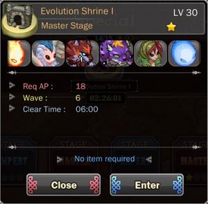 Evolution Shrine I 4