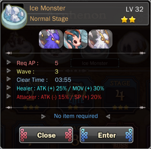 Ice Monster 7