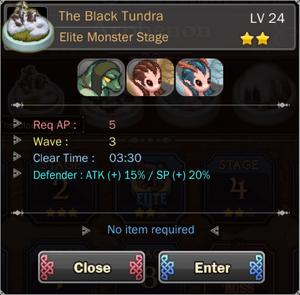 The Black Tundra 3