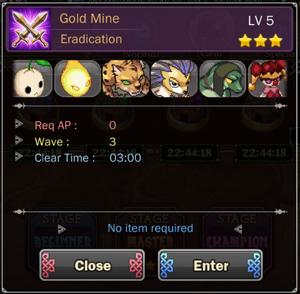 Gold Mine 1