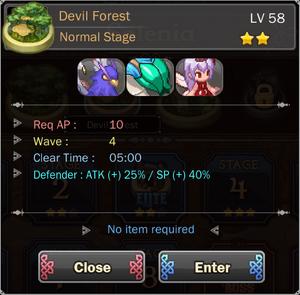 Devil Forest 2