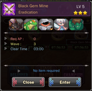Black Gem Mine 1
