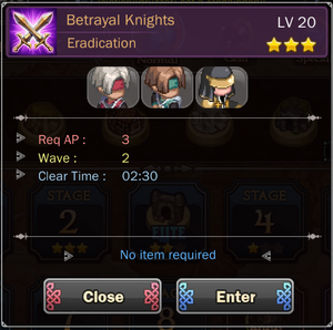 Betrayal Knights 7