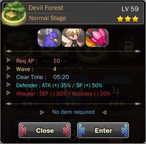 Devil Forest 7