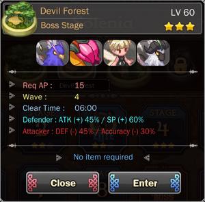Devil Forest 9