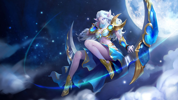 Selene Splash