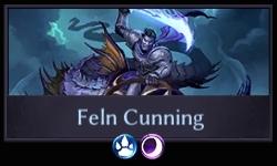 Feln cunning deck