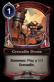 Grenadin Drone