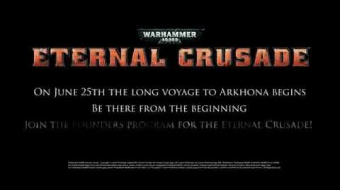 Warhammer 40,000 Eternal Crusade Official First Teaser