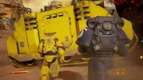 Warhammer 40,000- Eternal Crusade Teamplay -2