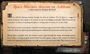 Arkhona Story