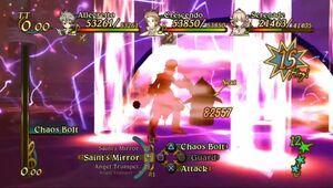 Crescendo Uses Chaos Bolt on Bouncing EZI