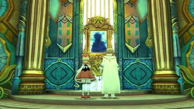 File:Polka and Crescendo Standing Before the Portrait.jpg