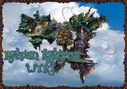 Baten Kaitos Wiki Logo