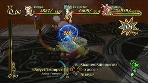 Salsa Battling a Queen Scissors