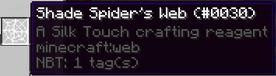 Shade Spider's Web-0