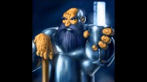 Hero Clever Dwarf Dark Dwarf Default
